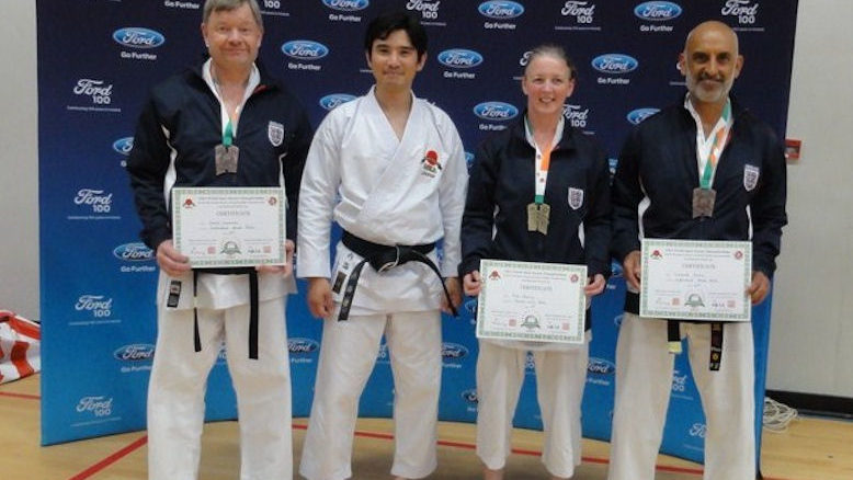 Kata Medallists